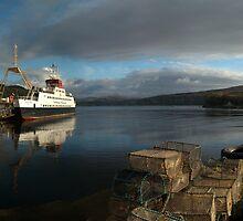 Loch Àlainn by Ranald