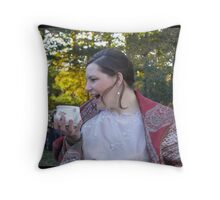 Reception Fun Throw Pillow