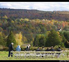 Autumn Wedding by Lyana Votey