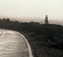 El Teide: The Road by Kasia-D