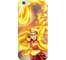 Fire Dancer iPhone Case/Skin