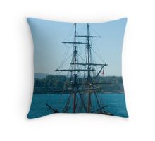 The Lady Washington Throw Pillow