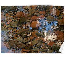 Transformation Through Water Poster