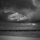 Altona Pier, Melbourne by Di Harrison