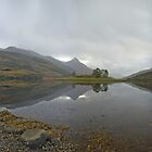 Loch Lìobhann by Ranald