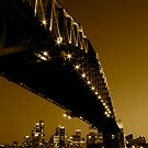Sydney Harbour Bridge by bahrainbbqben