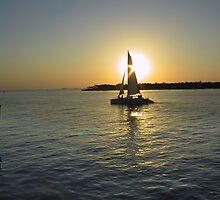 Key West Sunset by aura2000