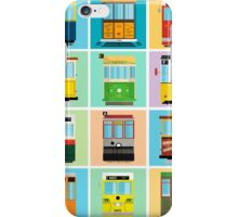 Streetcars of San Francisco iPhone Case/Skin