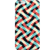 Crazy Retro ZigZag iPhone Case/Skin