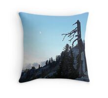 Toward Artists' Point Throw Pillow