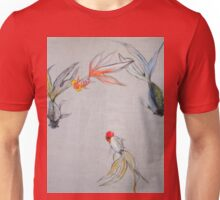 Goldfish Pond (close up #8) Unisex T-Shirt