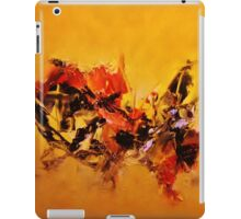 FISH OUT OF WATER (2) iPad Case/Skin