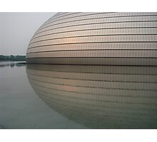 Beijing Grand National Theatre Photographic Print
