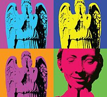 """""""Don't blink."""" -Andy Warhol by scottselkirk"""