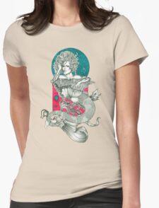 Raja Drag Queen Mermaid Womens Fitted T-Shirt