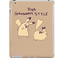 Pikachu Gangnam Style Parody iPad Case/Skin
