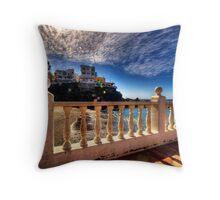 Punta Arena Tenerife Throw Pillow