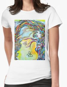 Threads Womens Fitted T-Shirt