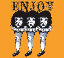 Enjoy The Show Tee by suhaylah