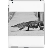 Gator Walking iPad Case/Skin