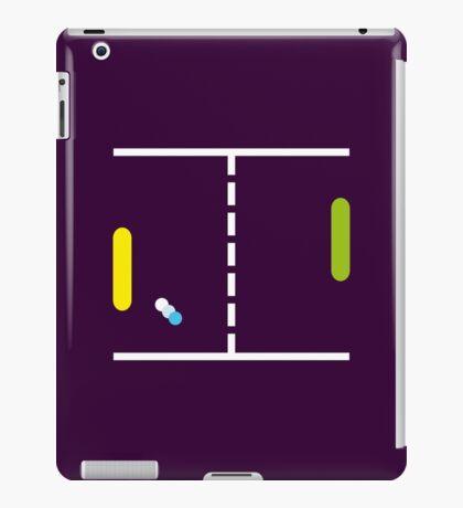 Pong Ping. iPad Case/Skin
