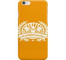 Splattershot Infantry iPhone Case/Skin