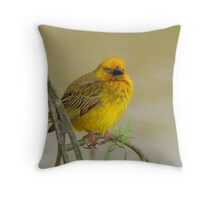 All Shook Up!! Throw Pillow