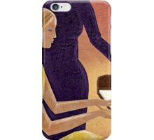 The Piano Lesson iPhone Case/Skin