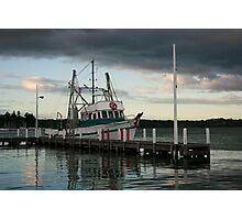 Boat To Paradise Photographic Print
