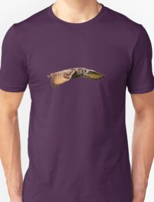 Rock Eagle Owl Unisex T-Shirt