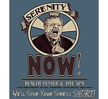 Serenity NOW Health Center & Day Spa Photographic Print