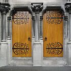 Church Doors by Orla Cahill Photography