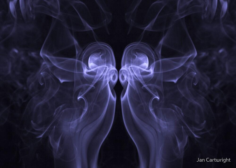 Angel Smoke by Jan Cartwright