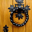 Door Knocker by Orla Cahill Photography