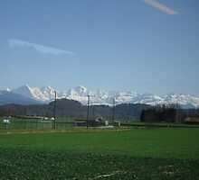 swiss mountain by fladelita