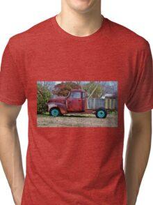 Chevrolet 3100 Truck Tri-blend T-Shirt