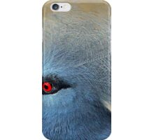 Common Crowned Pigeon  iPhone Case/Skin