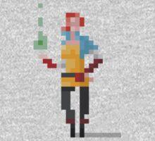 Pixel Triss Kids Clothes