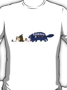 Doctor Totoro T-Shirt