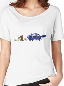 Doctor Totoro Women's Relaxed Fit T-Shirt