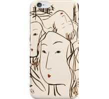 Japanese Bamboo Forest iPhone Case/Skin