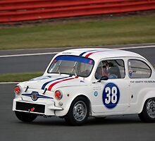 Fiat Abarth by Willie Jackson