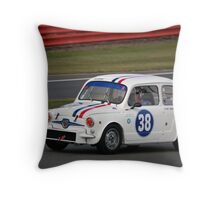 Fiat Abarth Throw Pillow