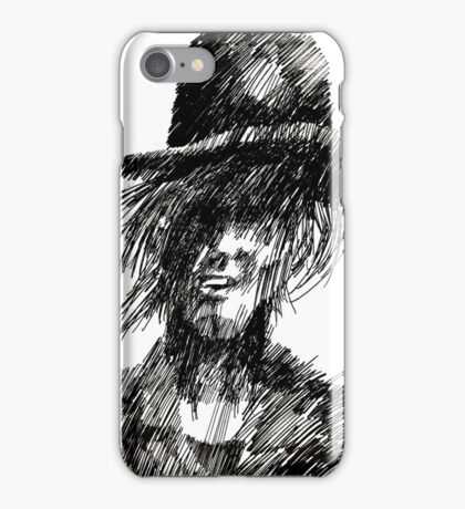 Strawman 1976 iPhone Case/Skin