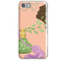 Spreading Green iPhone Case/Skin