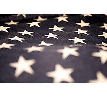 American Stars Photographic Print