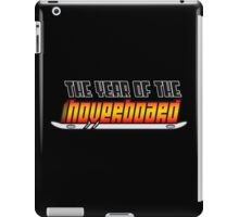 Year of the Hoverboard iPad Case/Skin