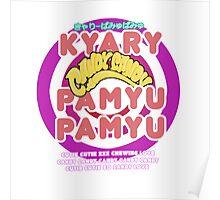 Kyary Pamyu Pamyu (Candy Candy)  Poster