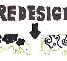 Redesign by Lauren Huggan