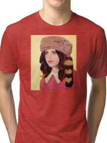 Suzy has a plan Tri-blend T-Shirt